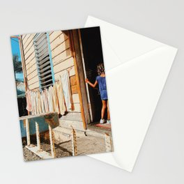 Looking Back Stationery Cards