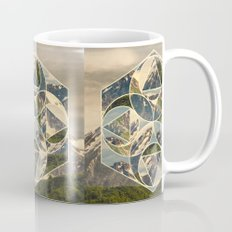 Geometric mountains 1 Coffee Mug