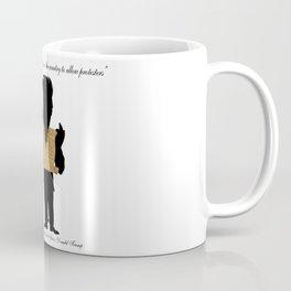 First Amendment Ripped Coffee Mug