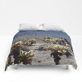 Joshua Tree Comforters