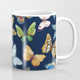 Butterfly Pattern 03 Coffee Mug