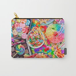 Candylicious Carry-All Pouch