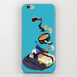 Food of Japan iPhone Skin