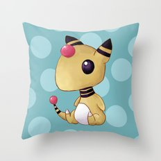AMPHAROS Throw Pillow