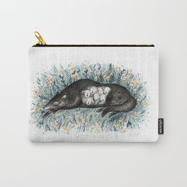 Wolf & The Seven Kids Carry-All Pouch