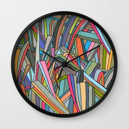American Grass Roots Wall Clock