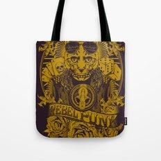 Rebel Punk Tote Bag