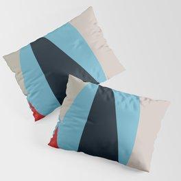 Mid Century Modern Vintage 15 Pillow Sham