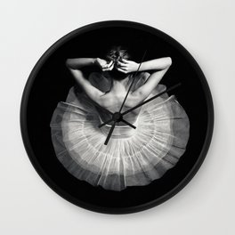 Ready to dance Wall Clock