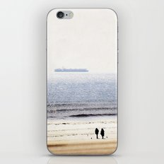 Passing By iPhone Skin