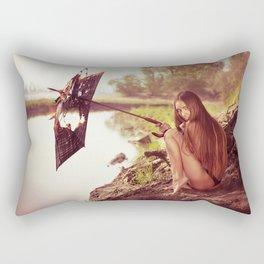 E. Rectangular Pillow