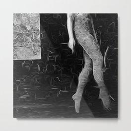 Debs legs Metal Print