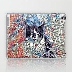 Here Kitty Kitty Laptop & iPad Skin