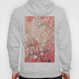 Van Gogh Almond Blossoms : Peach Hoody