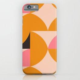 Geometrica 17 iPhone Case