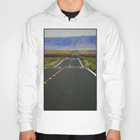 kerouac Hoodies featuring ON THE ROAD by muffa