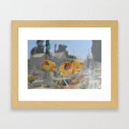 Placeless Framed Art Print
