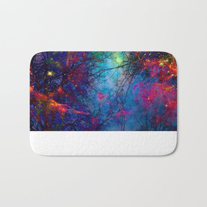 Colorful fiber  Bath Mat