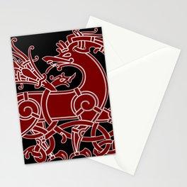 Ringerike Horse and Snake Stationery Cards
