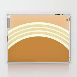 one day –earthen clay layers 2 Laptop & iPad Skin