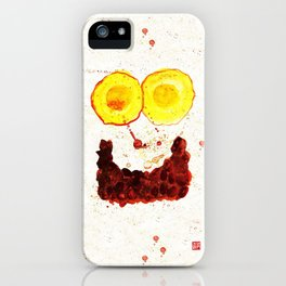 Monster Series=Ha__Ng iPhone Case