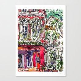 20150530 (SG50) Duxton Hill Canvas Print