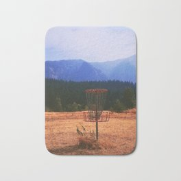 Oregon Disc Golf (#1) Bath Mat