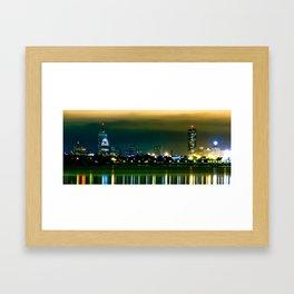 Boston by Quincy  Framed Art Print