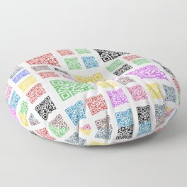 Everyday s Code Floor Pillow