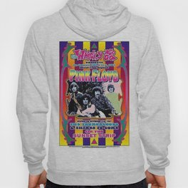 Vintage 1967 Floyd Whisky-A-Go-Go, Los Angeles Concert Poster Hoody