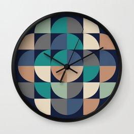 Gestalt Geometric Wall Clock