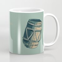 nori Mugs featuring Hold your breath. - Hobbit by KanaHyde