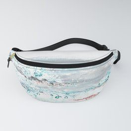 Scenic Impressions: FOSSIL BEACH Fanny Pack
