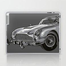 THE Bond Car. Laptop & iPad Skin