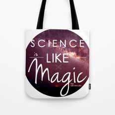 Science is Magic Tote Bag