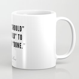 37  | Mel Robbins Quotes | 190802 Coffee Mug