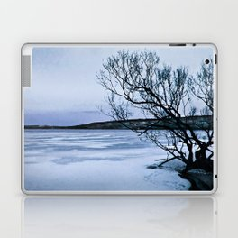 Frozen Lake Laptop & iPad Skin