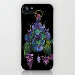 Past Lives Of The Mantis Shrimp iPhone Case