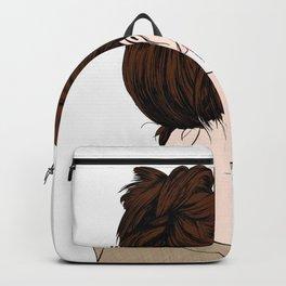 She Thinks Backpack