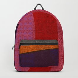 A Reasonable Assumption, Abstract Shapes Backpack
