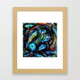 Onda Fay Framed Art Print