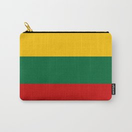 lithuania country flag Carry-All Pouch