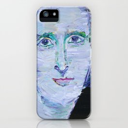 MARY SHELLEY iPhone Case