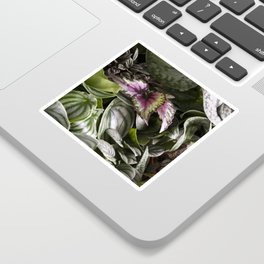 Moody Plants  |  The Houseplant Collection Sticker