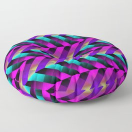 Dark Purple Floor Pillow