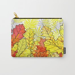 Gold autumn. Carry-All Pouch