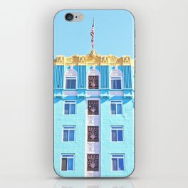 Historic Georgian Hotel iPhone Skin