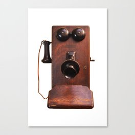 Smart Phone Canvas Print