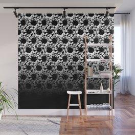 Rubi Shred All Over Tee Wall Mural
