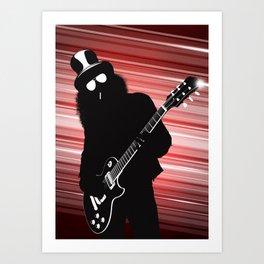 Rock 01 Art Print